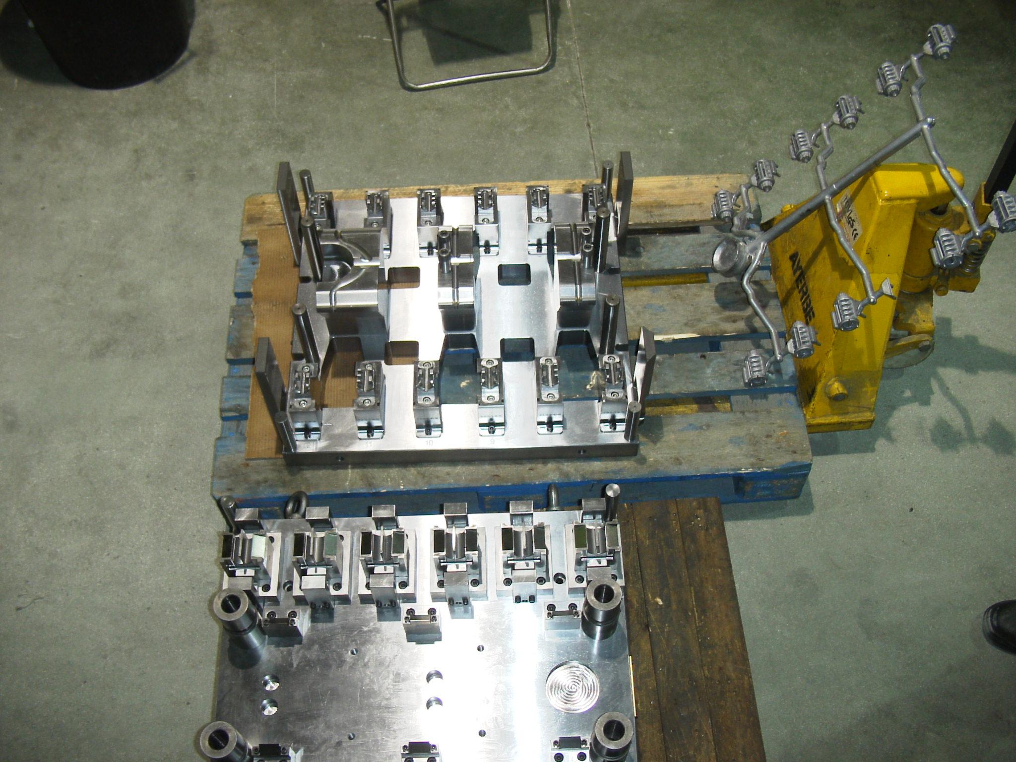 moldes industriales españa